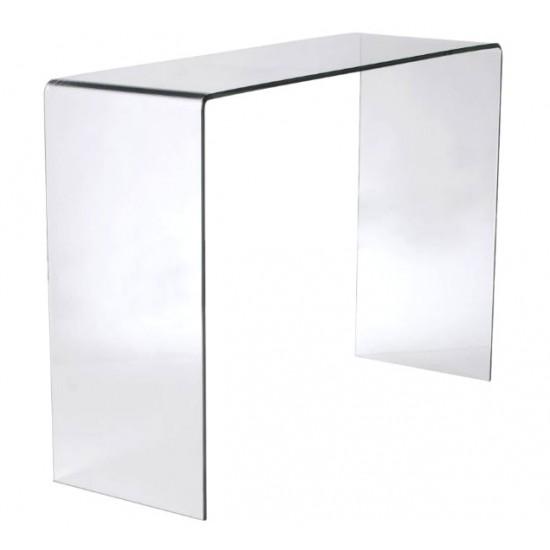 Consola de vidrio Grapa