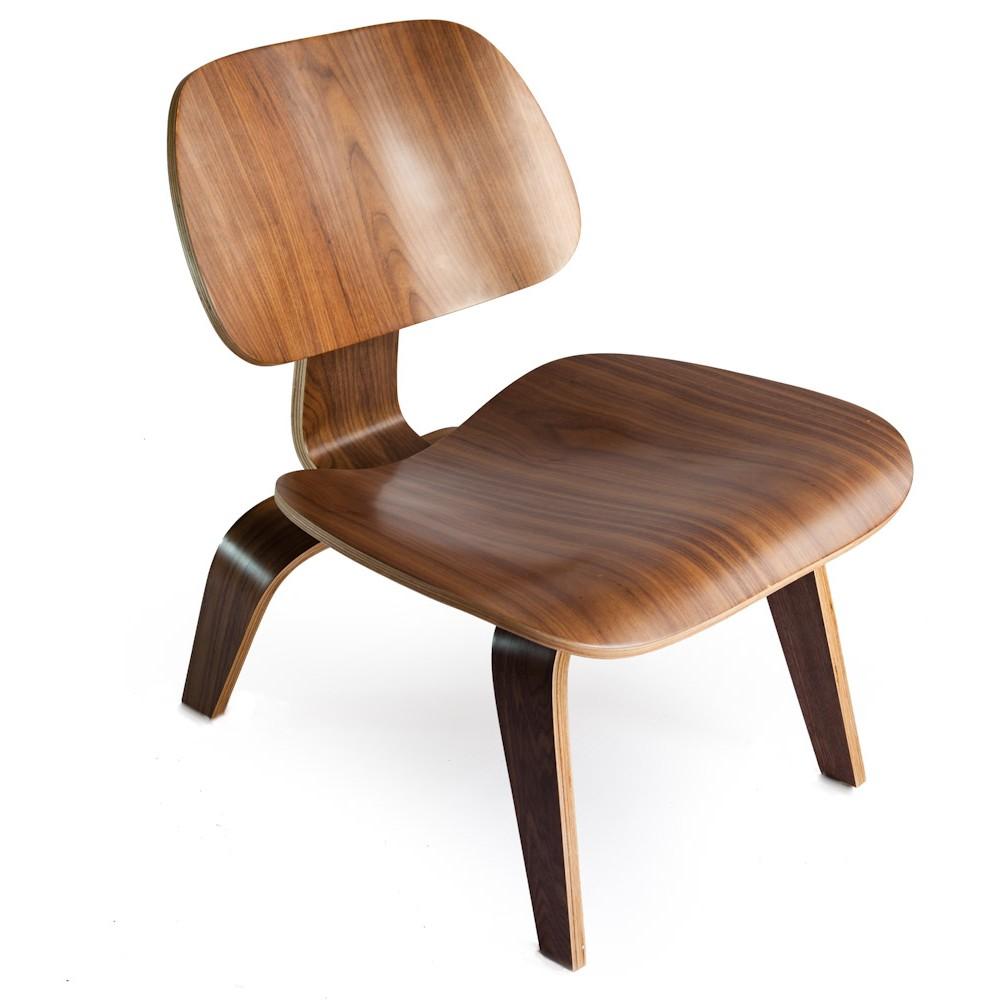 Silla eames lcw muebles modernos - Muebles eames ...