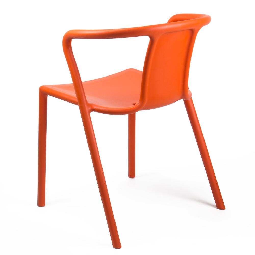 Silla air con brazos muebles modernos for Sillas modernas con brazos