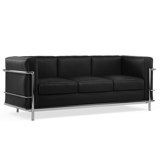 Sofá triple Petite Confort LC2