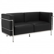 Sillon Le Corbusier LC3 Loveseat